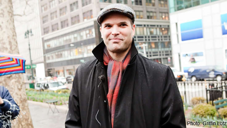 I'm Matt Taibbi, Ask Me Anything: The <em>Rolling Stone</em> Writer Storms Reddit